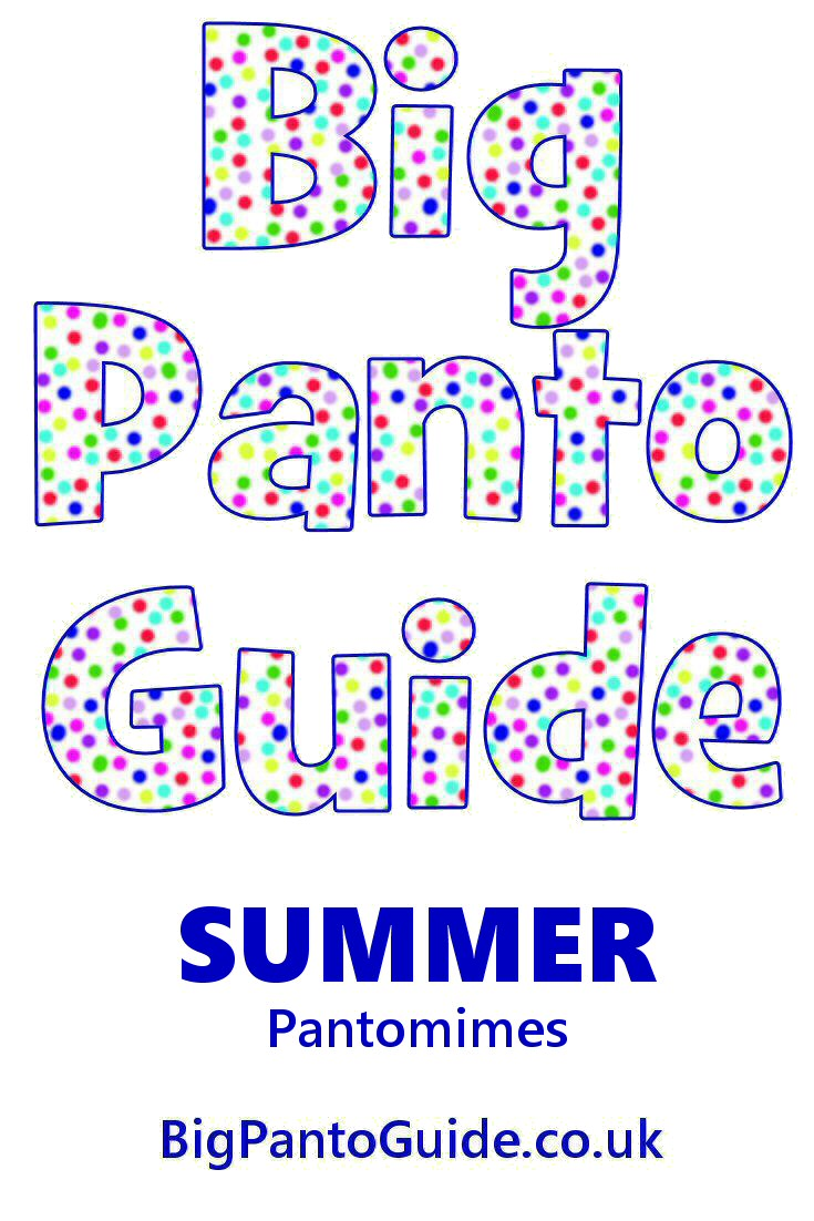 Pantomimes For Summer 2019 - Big Panto Guide #pantomime #uktheatre #summer #summerpanto #summer2019