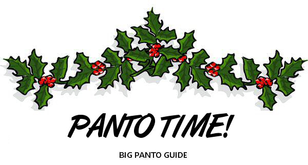 Big Panto Guide -  Your guide to Pantomimes in Shropshire  2018 - 2019