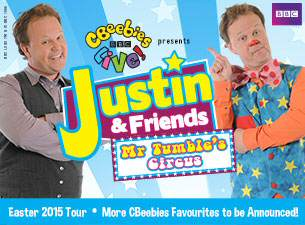 CBeebies Live 2015