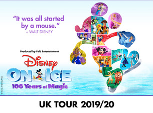 Disney On Ice - 100 Years of Magic