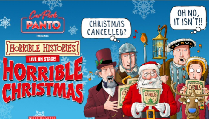 Car Park Panto: Horrible Histories presents Horrible Christmas
