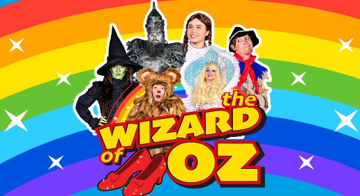 Parking Lot Panto: The Wizard of Oz Easter 2021