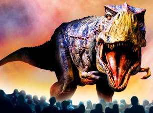 Walking With Dinosaurs- The Arena Spectacular 2018