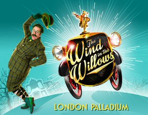 Wind in the Willows - Live on stage in 2017